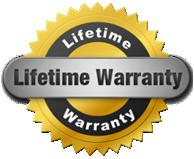 {site_city }Lifetime Warranty